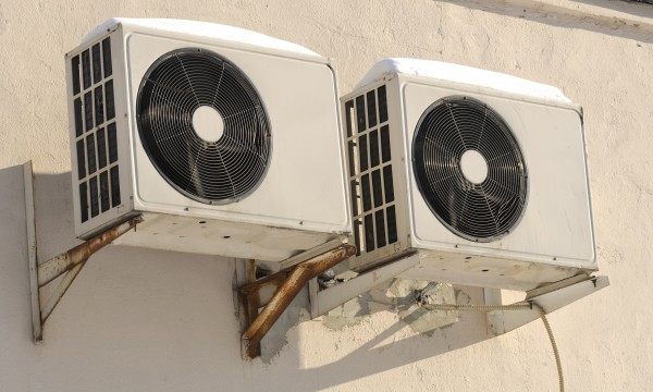 Seasonal air-conditioning maintenance