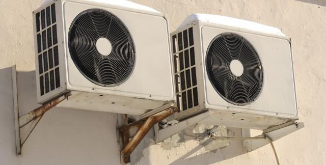 Seasonal air-conditioning maintenance