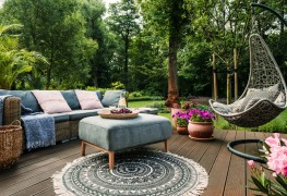 Patio decor ideas to create a dreamy outdoor space