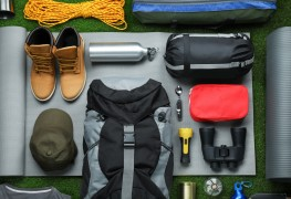 Essential gear for your next camping trip