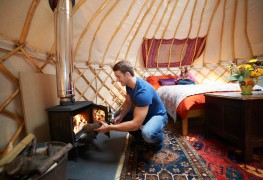 Your guide to glamping across Canada
