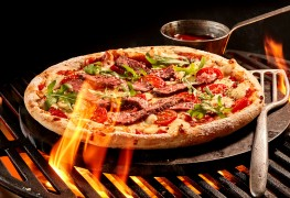 How to grill the perfect pizza