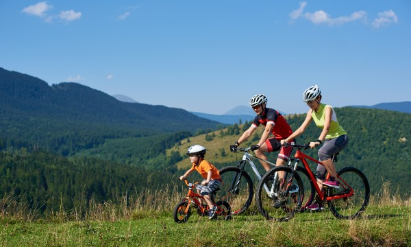 Canada's most incredible bike routes