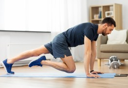 How to do a HIIT workout at home