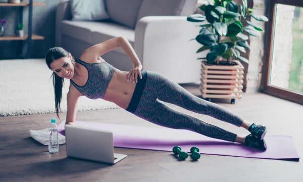 5 free workouts to do at home during quarantine