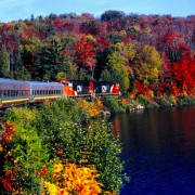 All aboard! Canada's top train trips