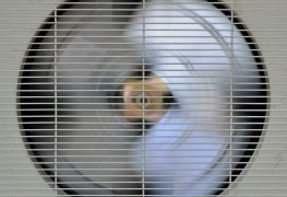 Prepping for summer: how to clean a central air conditioning unit