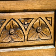 A handy how to for painting varnished doors