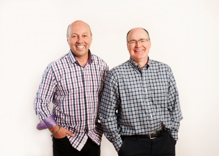 Ackard Contractors was started by two friends, and has now grown to have more than 35 employees