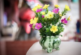 Artificial floral arrangements: a step-by-step guide