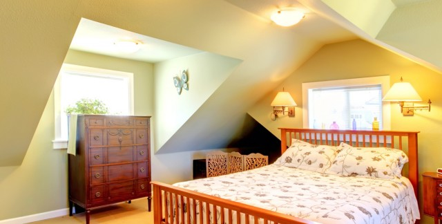 A guide to converting your attic into a bedroom
