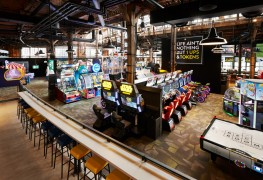 Beat your score at Toronto's barcades and arcades