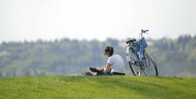Your guide to adventuring on bike in Edmonton