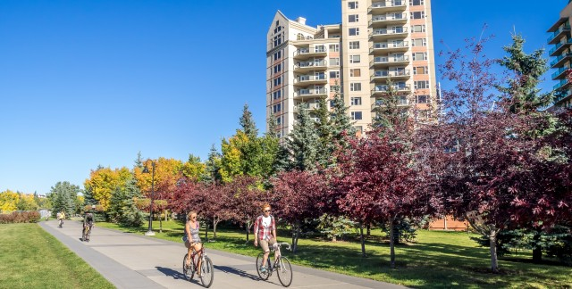 The guide to summer biking in Calgary