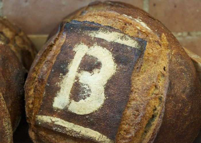Blackbird Baking Co. - Simon works with local Ontario mills for high quality flour and ingredients
