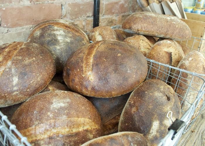 Blackbird Baking Co. - Blackbird's sourdough bread is one of the bakery's bestsellers
