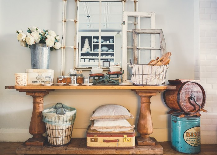 Known as one of the cutest bakeries in Toronto, Bobbette & Belle's interior is adorable.