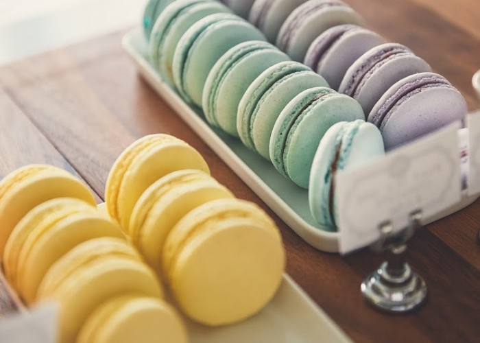 Known for their macarons, Bobbette & Belle offers up a variety of flavours daily.