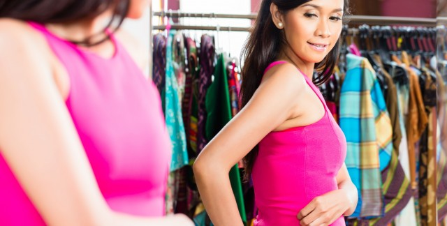 The best dress for your body shape
