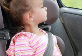Booster seats: how to know when your child is ready
