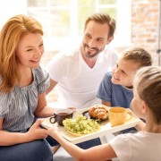 Mother's Day breakfast in bed: simple cooking for kids of all ages