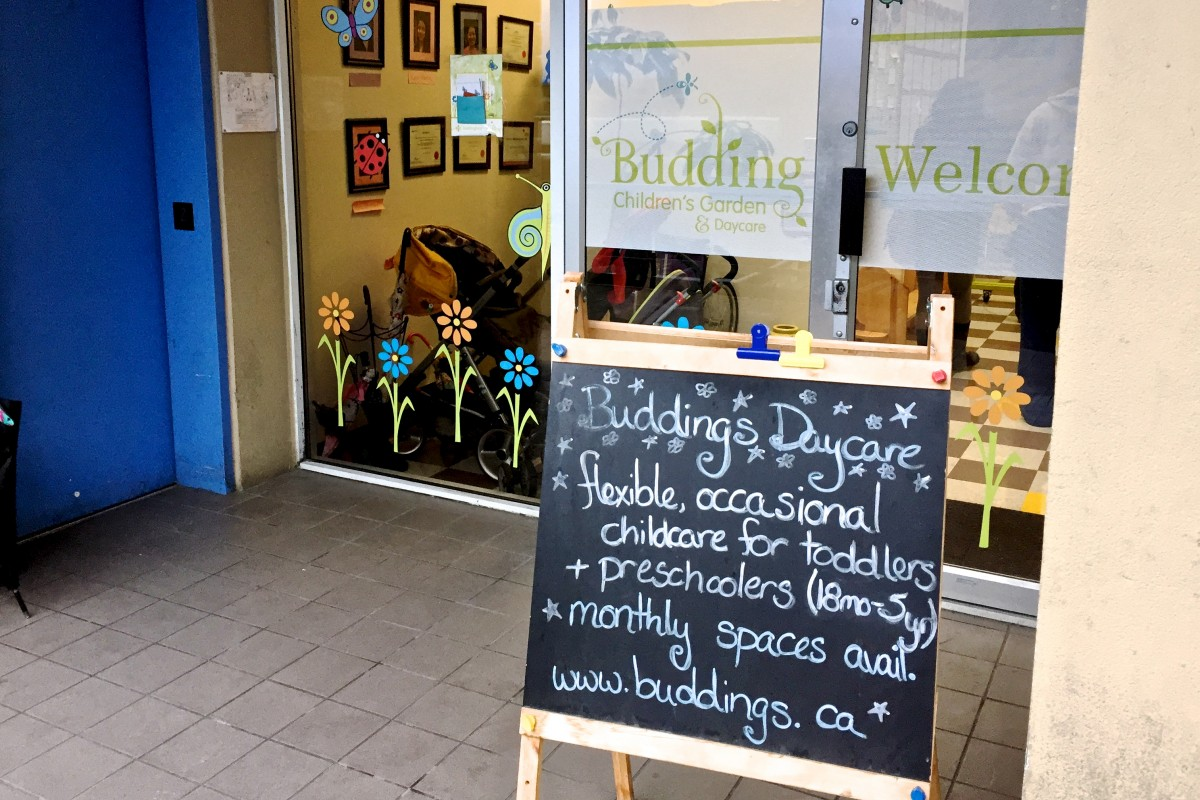 Budding Childrens Garden Daycare Vancouver Business Story