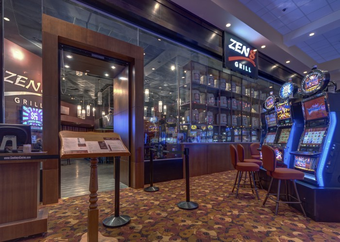 Zen8Grill - pacific rim cuisine, japanese, chinese