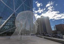Beautifying the daily commute: Street art in Calgary