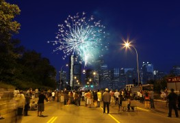 Canada 150: Where to watch Canada Day fireworks in Calgary