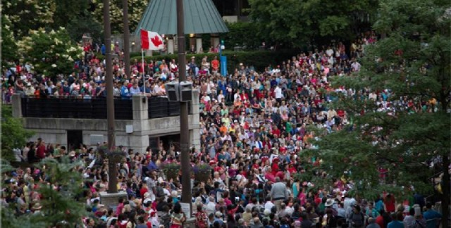 15 must-see Canada Day events and celebrations in Toronto