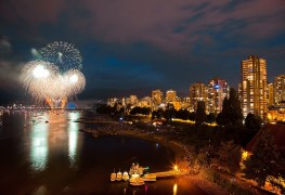 Where to celebrate Canada Day in and around Vancouver
