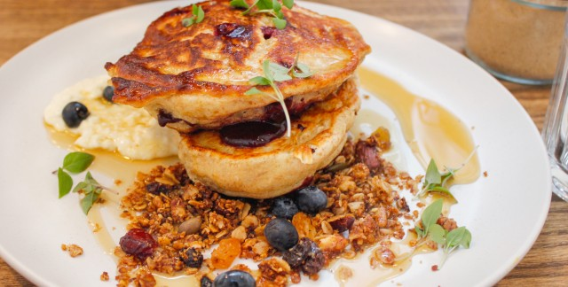 Stack attack: Canada's best pancakes