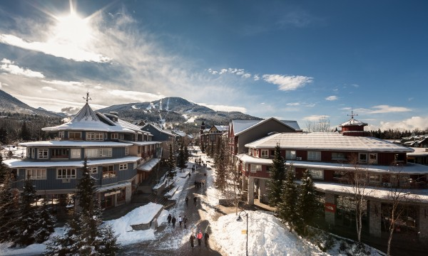 Hit the slopes this winter at Canada's top ski and snowboard resorts