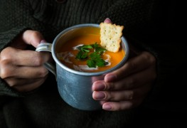 15 heavenly soups to help chase away winter's chill