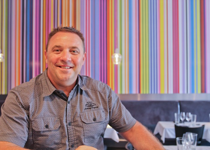 André Loiseau, owner of Carte Blanche, likes to have a plan B and even a planC!