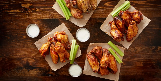 14 great food ideas for winning game-night snacks