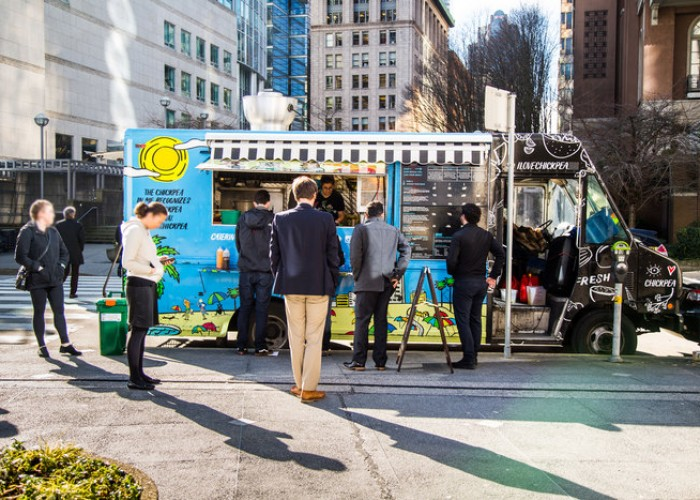 In the spring of 2016, Chickpea was born, bringing vegan and vegetarian Mediterranean-inspired comfort food to the streets of Vancouver.