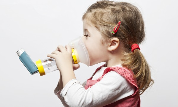 What to do if your asthmatic child gets a cold
