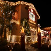 Have the best outdoor decorations on the block this Christmas