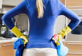 The secret to simplifying your house cleaning
