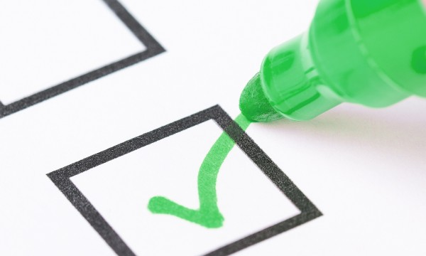 The only checklist you need to keep your home clean