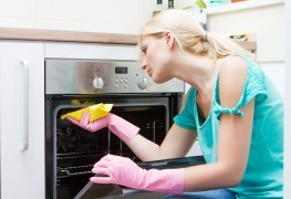 Cleaning tips to protect your kitchen appliances
