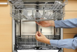 3 steps to installing a dishwasher