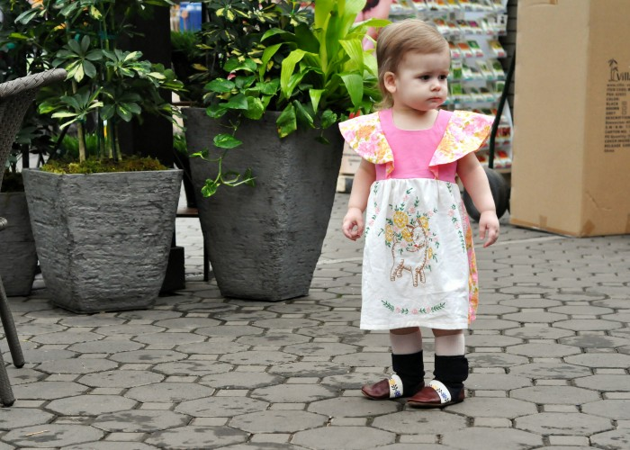 From Harper is a line of children's clothing inspired by the designer's daughter, Harper