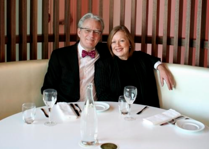 Doona Dooher and Kevin Gallagher own Mildred's Temple Kitchen.