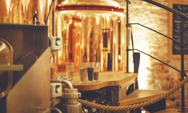 Breweries and distilleries in and around Edmonton