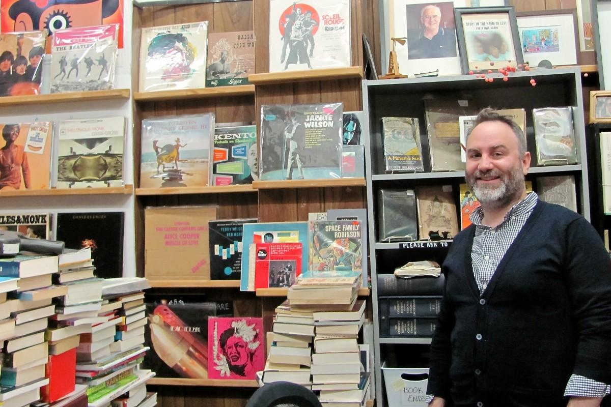 Encore Books & Records