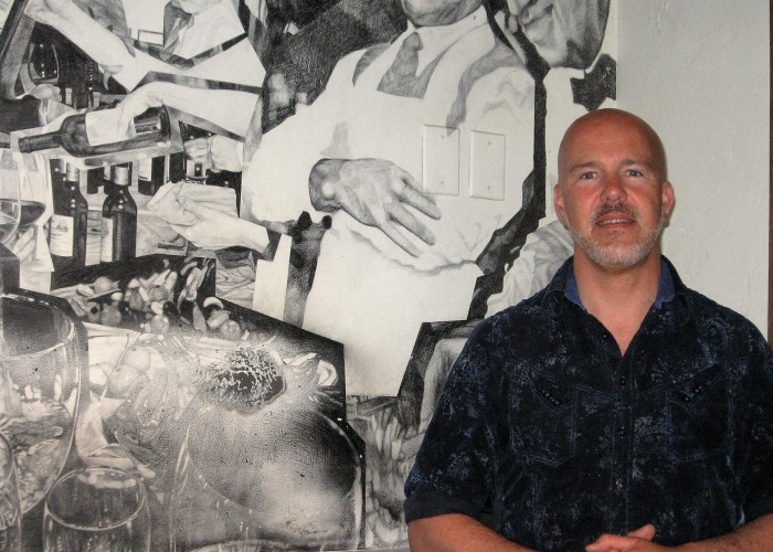 Ed Perrow co-owns the Denman Street Spanish tapas and wine bar along with chef Neil Taylor.