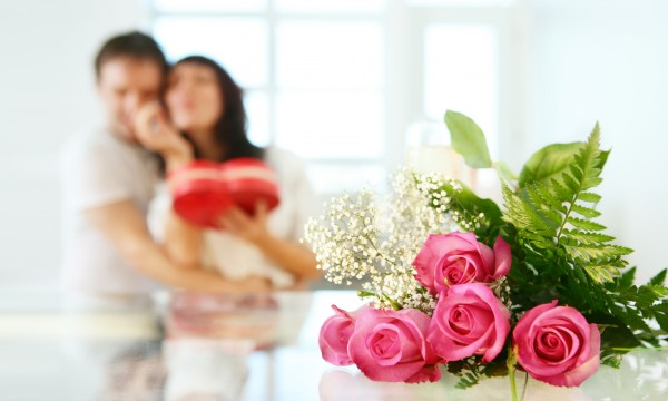 The right flowers for sharing your Valentine's Day affections
