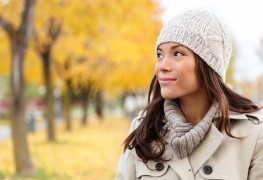 Fall in love with autumn fashion trends